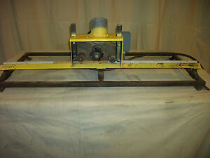 Wood 1 X 1 Wood Profiler Profile Cutter