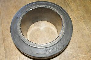 Primex Liftmax Solid Rubber steel Inner Forklift Tire 10 1 2x5x6 1 2 free Ship