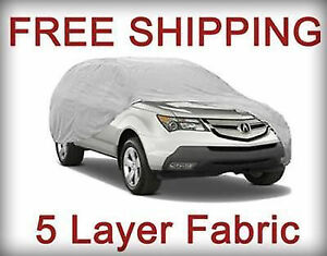 5 Layer Suv Car Cover Jeep Wrangler Unlimited 2008 2009 2010 2011
