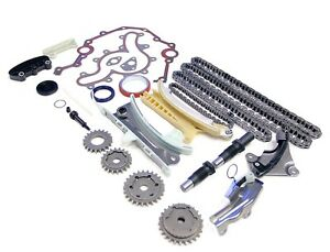 97 11 Ford Mercury Mazda 4 0l Sohc Timing Chain Kit W Cover Gasket