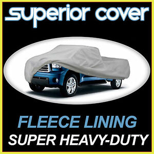 5l Truck Car Cover Suzuki Equator Sport Short Bed Crew Cab 2010 2011