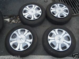 16 Oem Factory Wheels And Tires Honda Civic