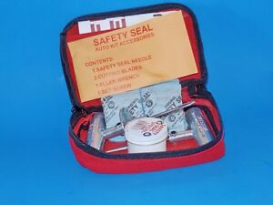 Safety Seal Made In The U s a Tire Repair String Kit Passenger Auto Light Truck