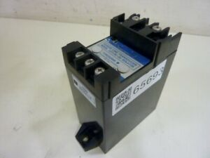 Yokogawa Power Line Transducer 2371 Dc dc Isolator Used 65693