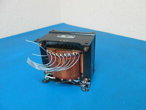 Corona High Voltage Electric Isolation 1 5 Kv Transformer Model 263