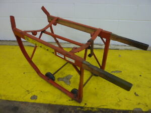 Meco Barrel Cart W12p Used 48172