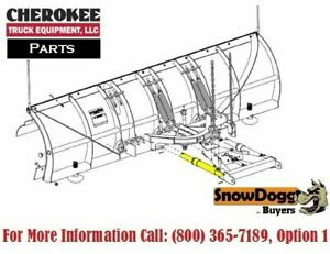 Snowdogg buyers Products 16154140 Cylinder Angle 2x12