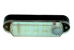 Truck Cap Topper Led Dome Light Battery Surface Mount Atc At Led 6vb