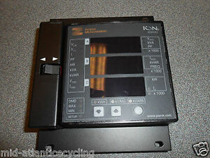 Schneider power Measurement Ion 6200 Digital Electric Panel Meter Monitor