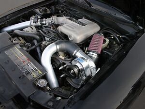 Mustang Cobra Procharger 5 0l P 1sc Supercharger Ho Intercooled System Kit 94 95