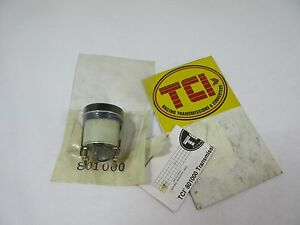 Tci Transmission Electrical Transmission Temperature Gauge 2 5 8 Dia Black Face