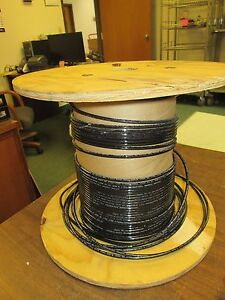 United Copper Industries Insulated Wire Thhn thwn 2 8 Awg 600v Approx 88ft Used