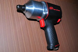 New Ingersoll Rand 1 2 Heavy Duty Composite Impact Wrench Max Power 2135qxpa