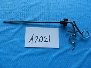 Padgett Surgical Laparoscopic 5mmx23cm Roticulating Ratcheting Grasper E1561