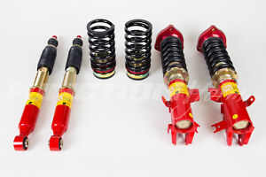 F2 Function And Form Type 2 32ways Adjustable Coilovers 12 15 Civic 13 15 Ilx