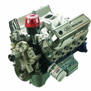 Ford Racing 347 Cubic Inches 350 Hp Sealed Crate Engine M 6007 S347jr