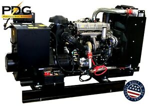 100 Kw Diesel Generator Perkins Stationary Backup Power