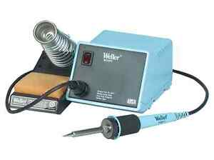 Weller Wtcpt 60 Watts 120v Temperature Controlled Soldering Station we Export