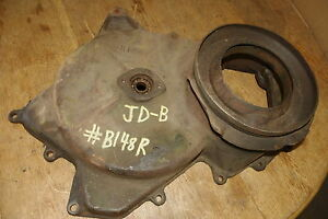 John Deere B148r Jd b First Reduction Gear Cover free Shipping