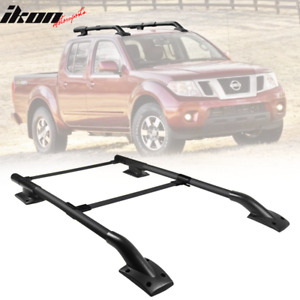 Fits 05 17 Nissan Frontier 4dr Oe Factory Style Roof Rack 2pc