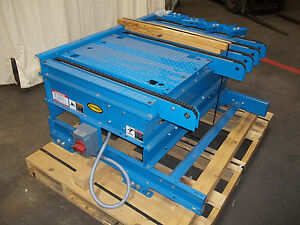 New Hytrol Roller Conveyor Power Unloader