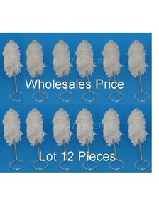 12 Pieces Passenger Lube Swab Tire Changer Cotton Swab 11 Standard Length