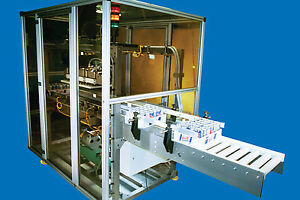 Argopack 400 Robotic Case Packer Box And Tray Packing Machine