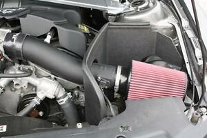 2011 2012 2013 2014 Mustang V6 Jlt Plastic Cold Air Intake No Tune Needed