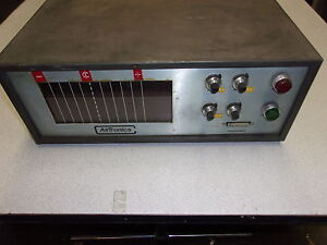 Vintage Airtronics American Gage Machine 37245 860401 free Shipping