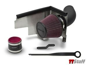 Neuspeed P flo Air Intake Kit black Audi Tts 2009 2014 65 02 67 650267