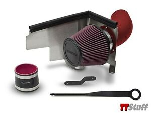 Neuspeed P flo Air Intake Kit red Audi Tts 2009 2014 65 02 67r 650267r