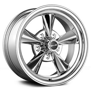 93 11 Ford Ranger 2wd 15x8 5x4 5 12 83 8 Ridler 675 675p Wheels Rims Polished