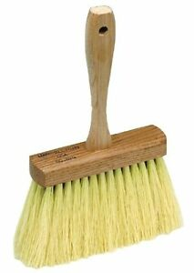 Lot Of 6 Marshalltown The Premier Line 829 6 1 2 inch By 2 inch Masonry Brushes