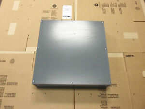 New Queen Products Electrical Enclosure Type 1 Enclosure 24x24x6