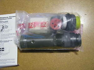 Pyle National Connector Zzm 24005a 4o 1116 345pnk Nsn 5935 00 253 8135