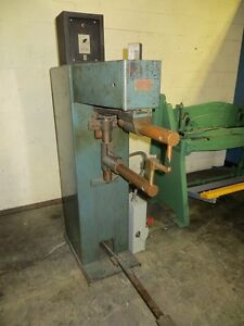 Alphil Press Type Spot Welder 40 Kva