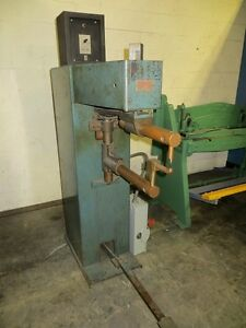 Alphil Press Spot Welder
