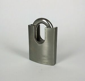 Sus304 Stainless Steel Anti cut Rust free High Security Padlock