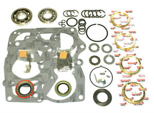 borg Warner T10 4 Speed Rebuild Kit 1957 1966 Gm Ford Bk166aws