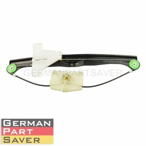 New Window Lifter Regulator Rear Left Lh Driver Side Fits Audi A3 Quattro 06 12