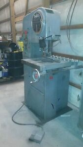 Doall Vertical Band Saw 1611 h
