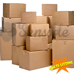 Quality High Performance p flute Single Wall Cardboard Boxes high Grade