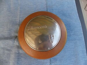 1941 Plymouth Horn Button With Retainer