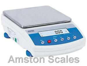 2000 X 0 1 Gram Digital Scale Balance Nist Pharmacy Compounding Lab Newtons Lbs