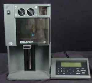 4072 beckman Coulter z1 particle Counter