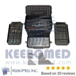 Veterinary Orthopedic Complete Kit 1 5 2 0 2 7 3 5 4 0mm For Small A