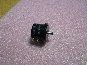 Carter Manufacturing Variable Resistor Cp118h 3 2 Nsn 5905 01 027 7978