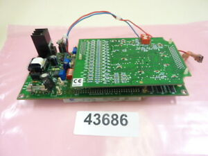 Comau Circuit Board 10120160 Used 43686