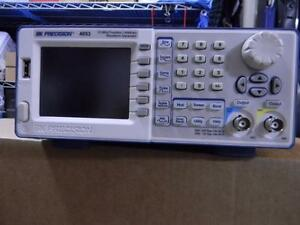 Bk Precision 4053 Func Arbitrary Waveform Generator Calibrated