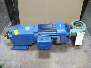 Sew eurodrive Electric Motor Gear Reduction Reducer 460y Kpa 90 b 6 2